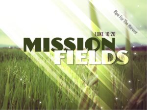 Mission Fields